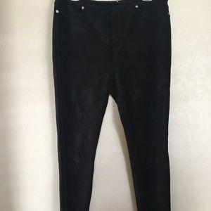 Women's Michael Kors flannel pants